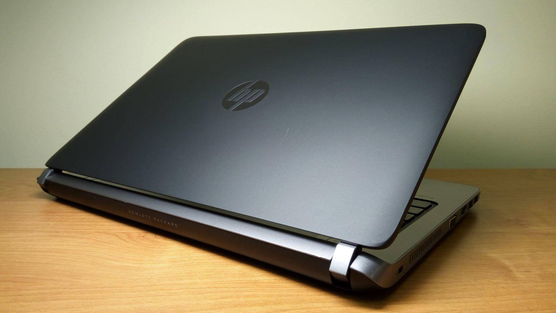 Hp Probook 430 G2 Core i5 2 50GHz 4GB RAM 500GB HDD 13