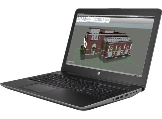 "HP ZBook 15U G3 MOBILE WORKSTATION i7-6500U 15.6"" 8/256 SSD/Win10P/W4190M/1920x1080"