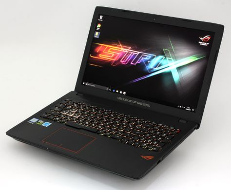 "ASUS ROG Strix GL553VE-FY022 15,6"" i7-7700HQ/8 GB/1000 GB/1050 Ti"
