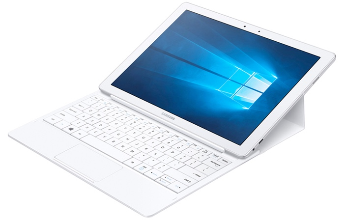 "Samsung Galaxy Tab Pro S Atom™ M3-6Y30 12"" 4/128 SSD/WIN10/2 WEBCAM/Touchscreen/2160x1440"