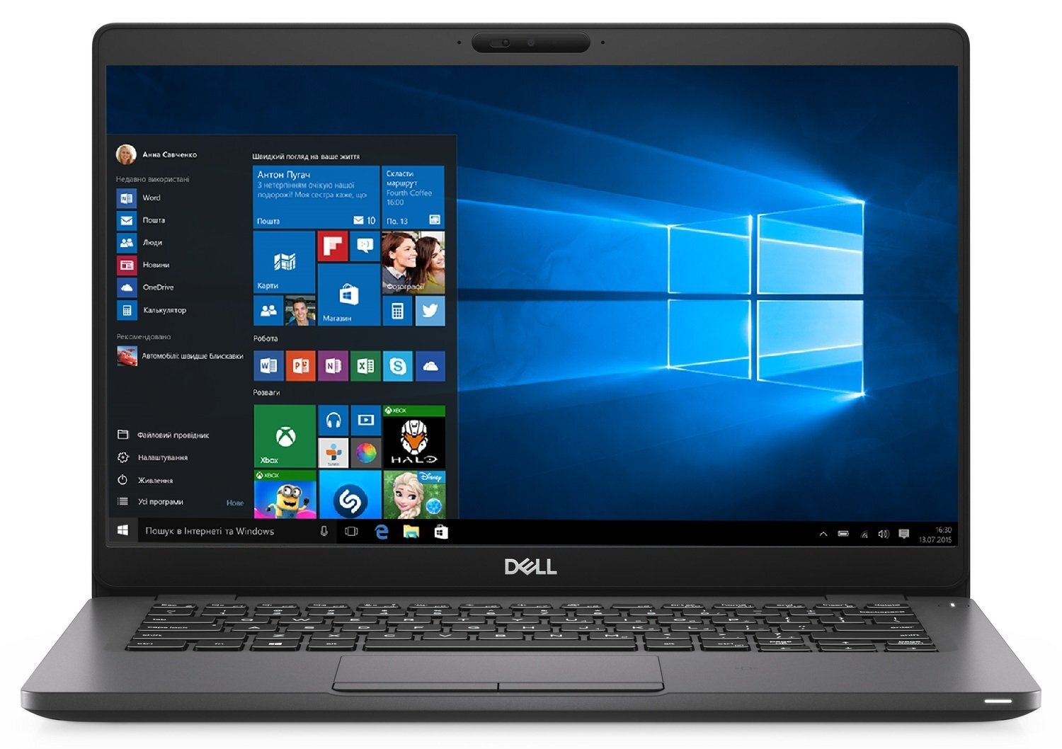 Dell Latitude 5300 2in1 13.3FHD IPS Touch/Intel i5-8265U/8/256F/int/W10P