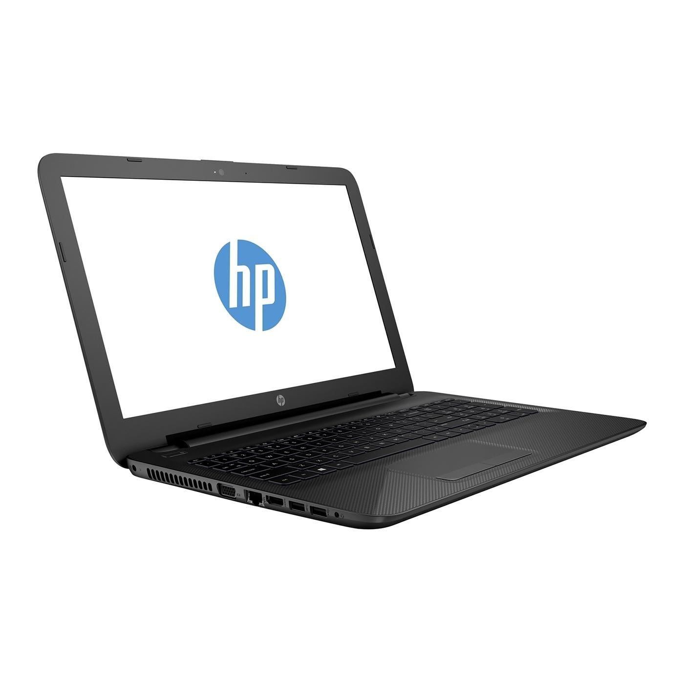 "Ноутбук HP 15-ac170ur 15.6"" i3-5005U/4/1000/WEBCAM/1366 х 768 (P3M83EA), Чорний"