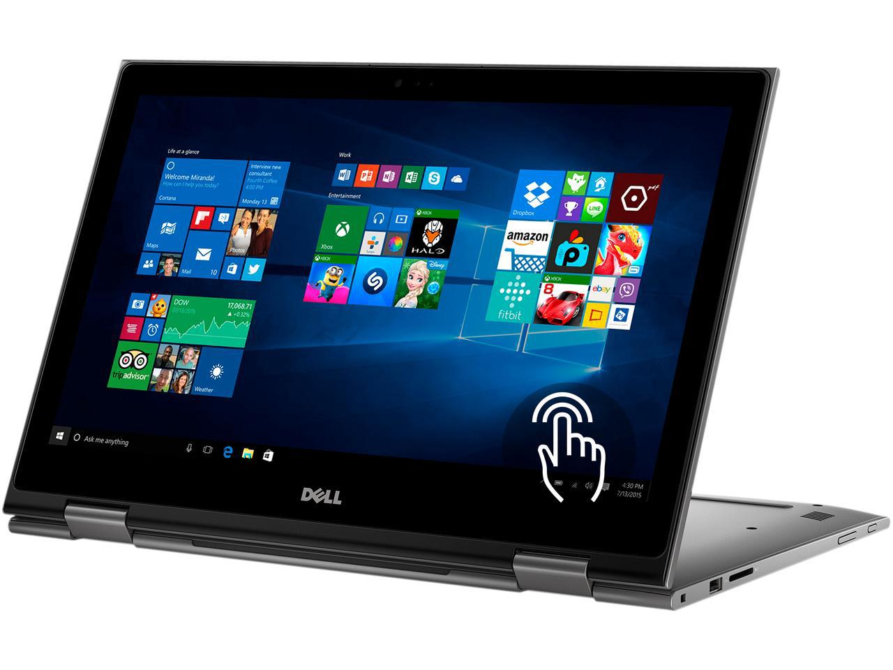 "Dell Inspiron 15 5578 i7-7500U 15.6"" 8/128 SSD/Win10/WEBCAM/1920x1080"