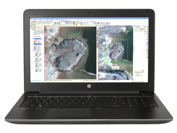 HP ZBook 15U G3 MOBILE WORKSTATION DREAMCOLOR