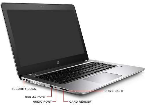"HP PROBOOK 440 G4 i5-7200U 14""/8/256 SSD/Win10/WEBCAM/1366*768"