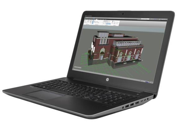"HP ZBook 15U G3 MOBILE WORKSTATION 15.6"" i7-6700HQ 16/512 SSD/W10P/DREAMCOLOR/NVIDIA M1000/3840x2160"