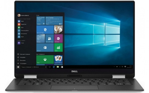 "Dell XPS 13 9365 i7-7Y75 13.3"" 16/512 SSD/Win10H/WEBCAM/TOUCHSCREEN /1920*1080"